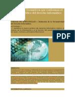 Normatividad Del Derecho Informático.