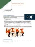 Wiki, preguntas..
