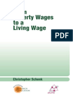 From Poverty Wages to a Living Wage