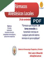 Anest Sicos Locales Luis Olivos 24 Nov 2011 Campus