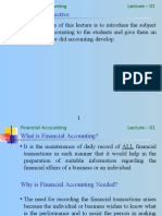 financial accounting - mgt101 power point slides lecture 01