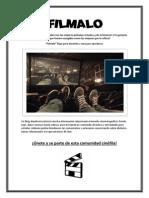 Presentación - Filmalo