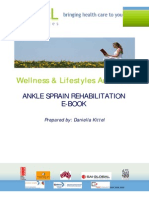 Ankle Sprain eBook