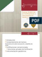 Nuevas Tendencias en Fortificaciones e Instrumentación Geotécnica.pptx