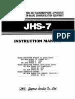 JHS-7 JRC