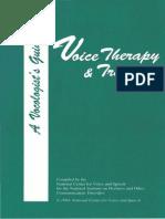 Voice Therapybookweb