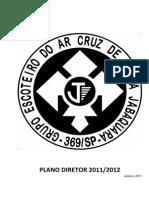 GEArCMJ - Plano Diretor 2011-2012