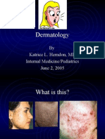 Dermatology and veneral diseases