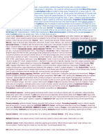 Anatomy and Physio Sheet