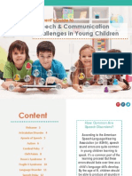 Parent Guide to Speech Communication Challenges