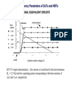 07 High Frequency Parameters of BJTs and HBTs