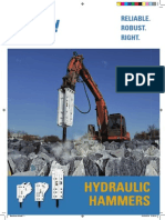 Lifton Hydraulic Breakers