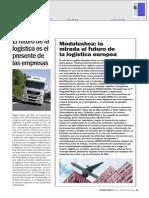 La Mirada Al Futuro de La Logistica