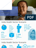 Impact of IT on Healthoutcomes