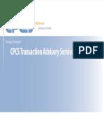 CPCS Transaction Advisory List PDF