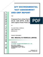 MFL Environmental Impact Assessment and Environmental Management Plan