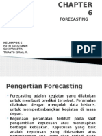 Chapter 6 Forecasting Ind