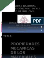 Propiedades Mecanicas .Diapositivas