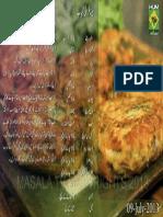 Chana Fry Cabab