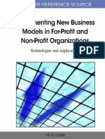 Implementing New Business Models In