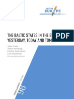 Baltic States and EU
