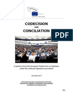 Guide on Co-decision and Conciliation