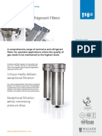 Ammonia and Refrigerant Filters
