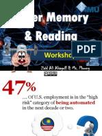Super Memory and Reading Skills Slide Show