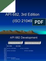 API682 presentation