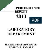 2013 Annual Performance Report-Lab. Dep't.pdf