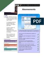 dossier modules fitness