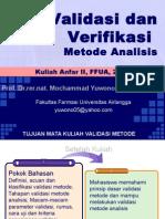 Validasi Metode Anfar 2 2912