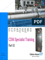 02 CDM Specialist Training Rev01