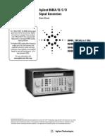 HP 8648 Datasheet