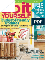 Do It Yourself - Winter 2013