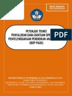 Bantuan Operasianal Penyelenggaraan Bop Paud 2015 File