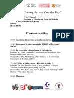 CONFERENCIA ACCESOS VASCULARES