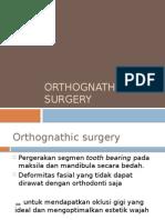 Orthognathic Surgery SA