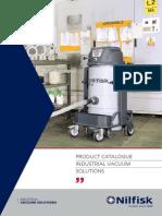 Nilfisk Industrial Vacuum Solutions 2015