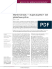 Marine viruses — major players in the global ecosystem. Suttle, Curtis A.
