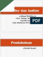 SPM Bab 14 Controller Dan Auditor