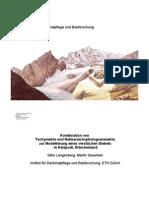 Kombination Von Tachymetrie Und Nahbereichsphotogrammetrie Zur Modellierung Eines Verstürzten Giebels in Kalapodi, Griechenland