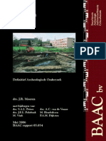 De muntvondsten [Groesbeek, Hoflaan] / J.E.L. Pelsdonk