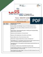 6th FICCI Global Skills Summit as on 22 Aug 1