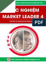 Trắc Nghiệm Market Leader 4