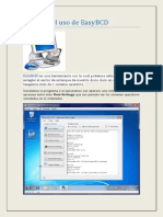 Manual Del Uso de EasyBCD