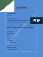 Form NDH-1 Return of Statutory Compliances