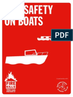 Fire Safety on Boats - Version 2