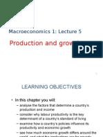 Lecture 5 Econ1192
