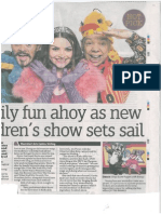 Funbox - Stirling Observer - 22nd April